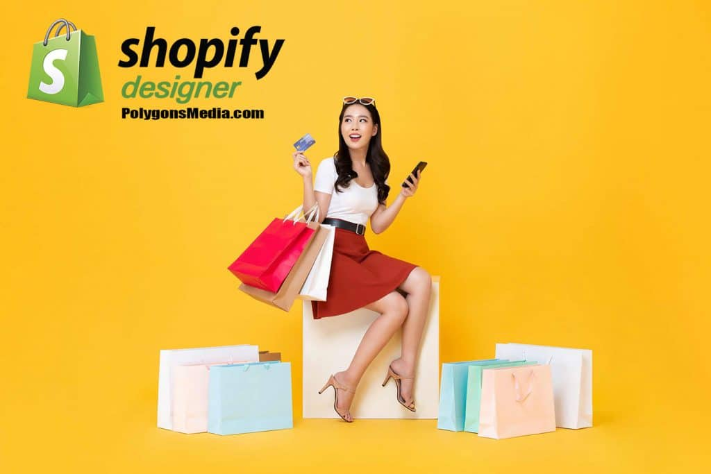 Why you Should Hire Shopify Services of Polygons Media?