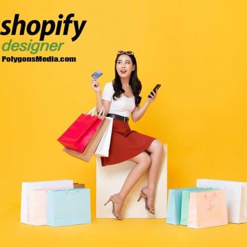 marin shopify designer