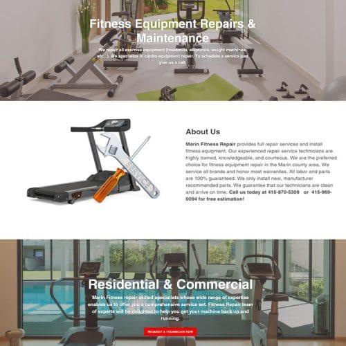Marin Fitness Repair